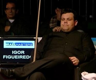 Igor Figueiredo Brazil Masters Snooker 2011