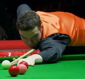 Jamie Cope Snooker 2012