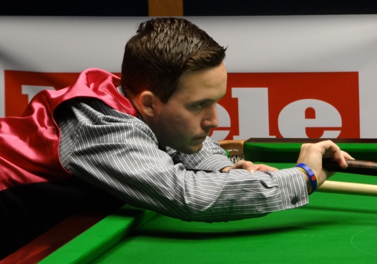 World Championship Qualifiers 2012 - Jones & Doherty qualify for Crucible