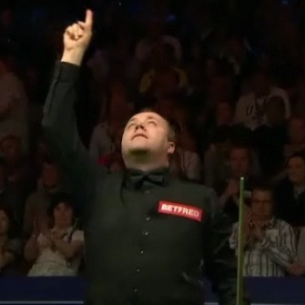 John Higgins World Snooker Champion 2011