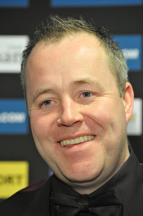 John Higgins Snooker World Championship 2011