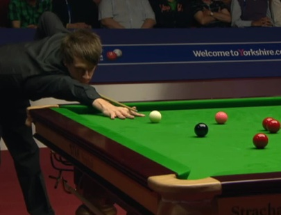 Judd Trump World Snooker Championship 2011