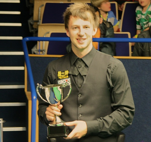 Judd Trump PTC2 2011 Snooker