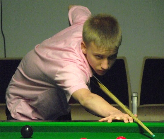 Kacper Filipiak Snooker Pink Ribbon 2011
