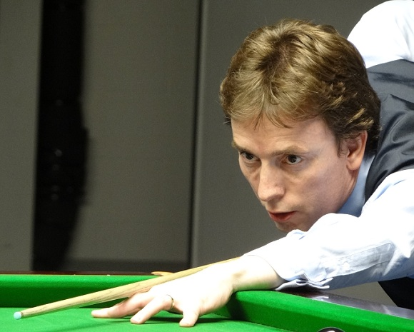 Ken Doherty Snooker UK Championship 2011
