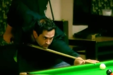 Dr Khizar Raoof Snooker