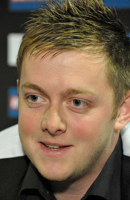 Mark Allen Snooker World Championship 2010