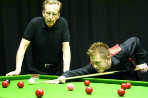 Mark Allen Terry Griffiths Coaching Snooker 2011