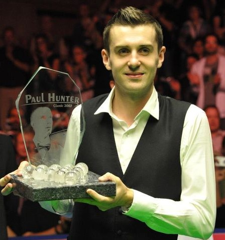 Mark Selby Paul Hunter Classic PTC4 2011 Champion Snooker
