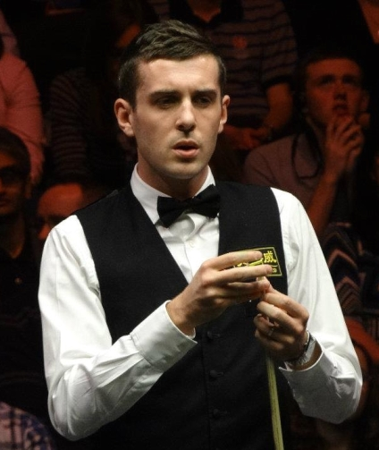 Mark Selby records Snooker's official 100th 147 break