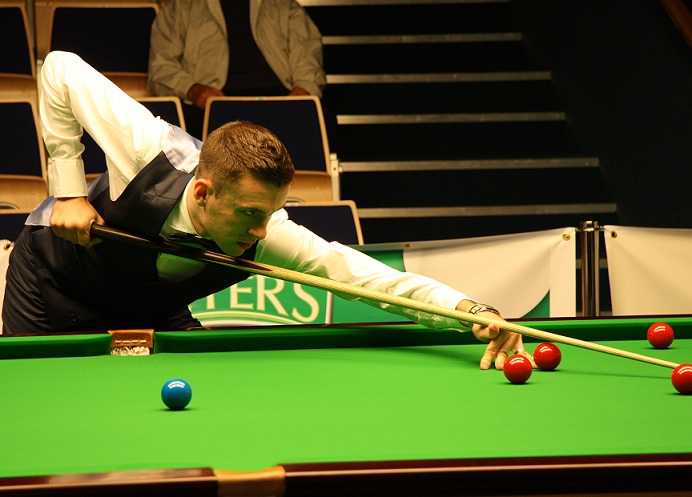 Mark Selby Snooker PTC2 2011