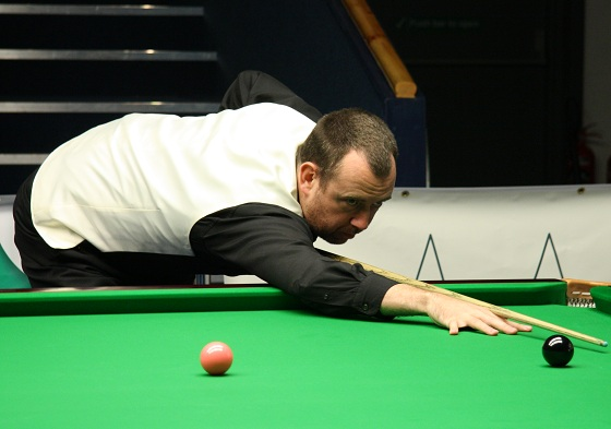 Mark Williams PTC2 Snooker 2011