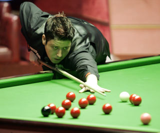 Interview with Matthew Stevens Masters 2013