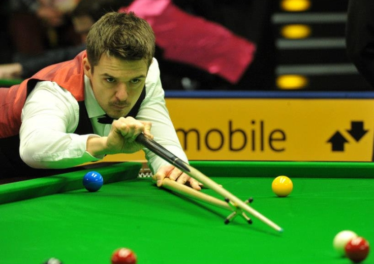 Michael Holt Snooker German Masters 2013