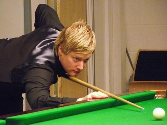 Neil Robertson Snooker PTC2 2011