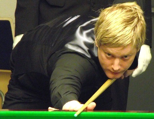 Neil Robertson Snooker PTC 2011