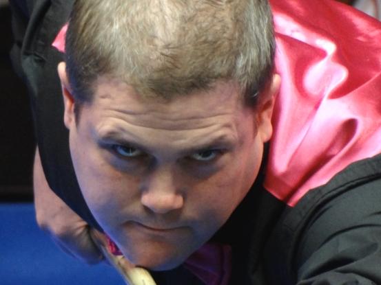 Robert Milkins Snooker UK 2011