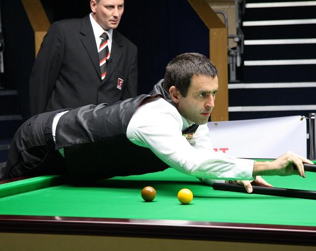 Ronnie O'Sullivan PTC2 Snooker 2011