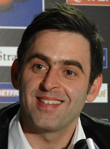 Ronnie O'Sullivan Snooker World Championship 2012