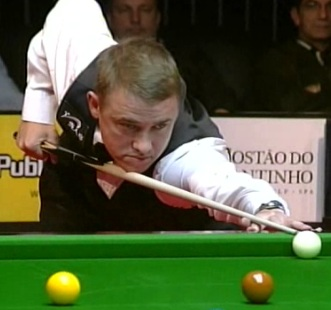 Stephen Hendry PTC2 Snooker 2011