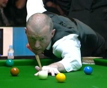Steve Davis PTC2 Snooker 2011