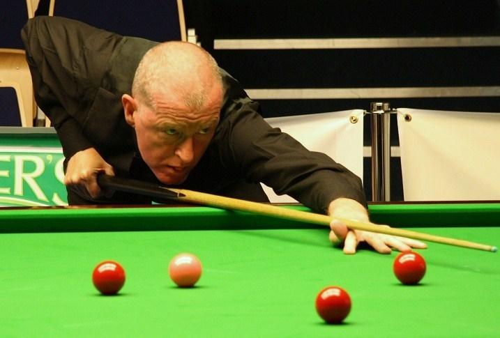 Steve Davis PTC2 2011 Snooker