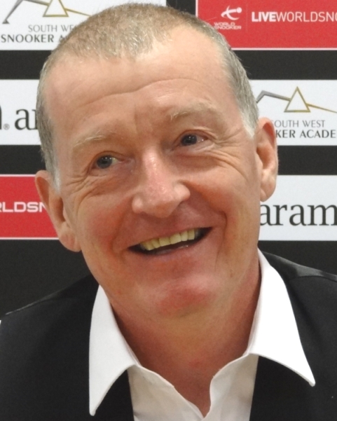 Exclusive Interview - Steve Davis