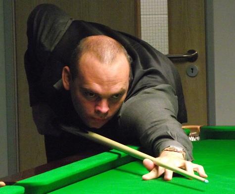 Stuart Bingham Snooker 2012