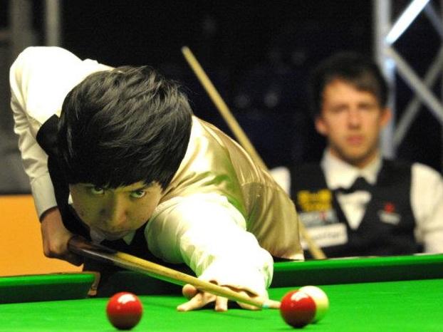 Xiao Guodong Judd Trump Snooker PTC Finals 2012