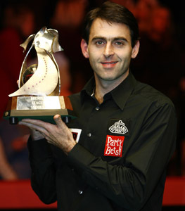 Ronnie Bags 9th Premier League Title