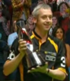 A View To Thrill - Nigel Bond Wins Snooker Shoot-Out