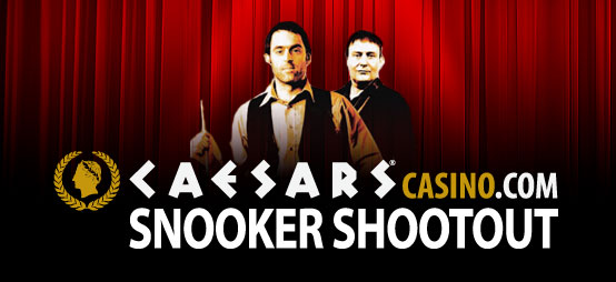 Snooker Shootout Logo
