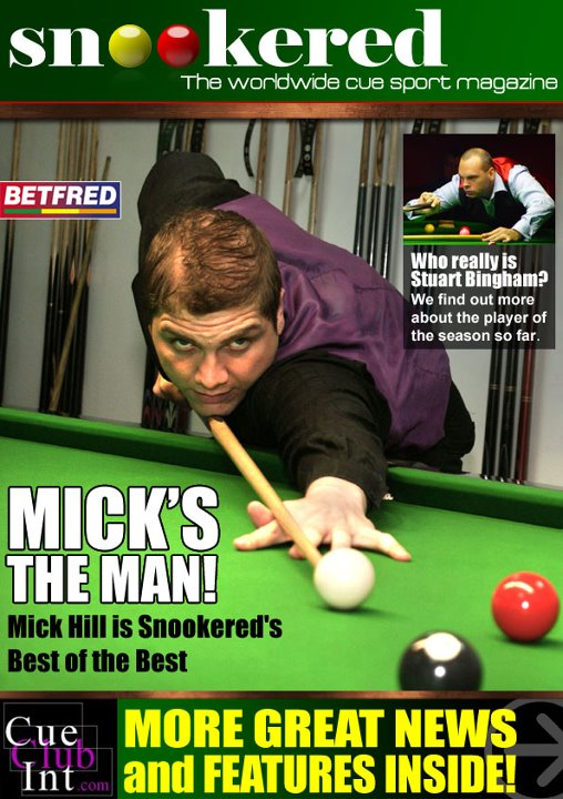 Snookered Magazine - September 2011
