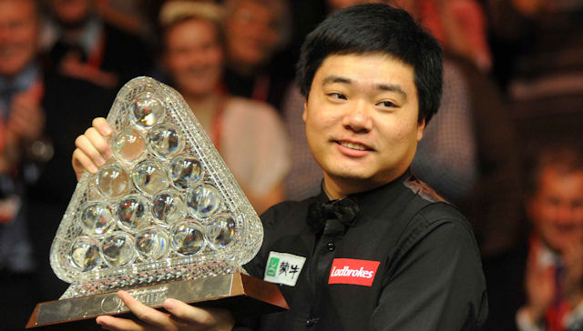 Masters 2011 Players Masters 2011 Final Ding Wins