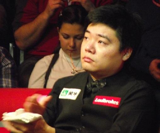 Ding Junhui wins Masters 2011