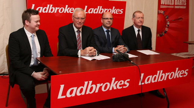 Ladbrokes Mobile Masters Launch