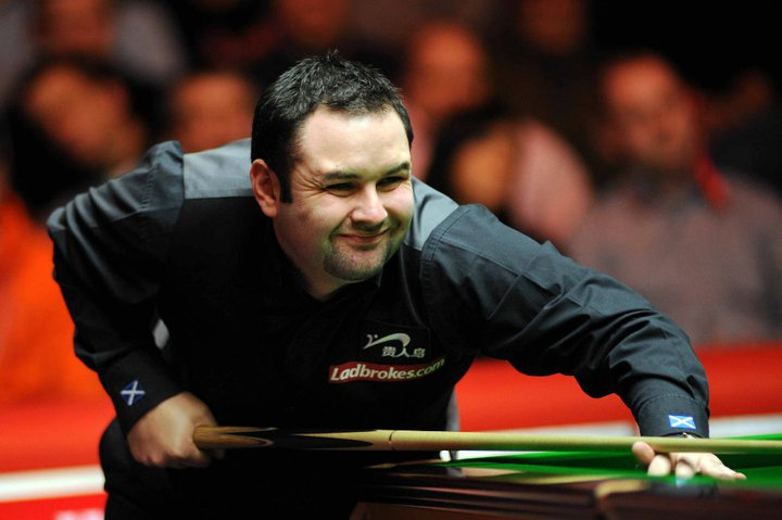Stephen Maguire at the Masters 2011