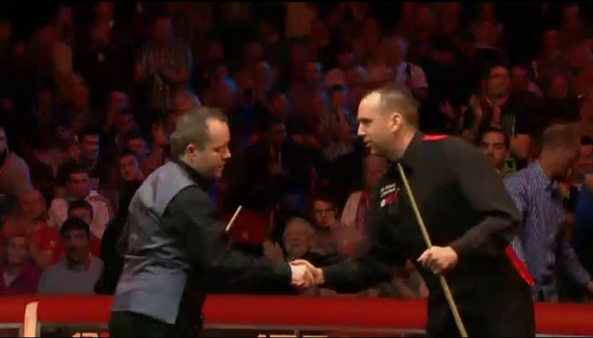 John Higgins and Mark Williams