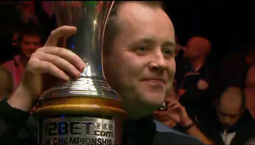 John Higgins wins UK Championship 2010