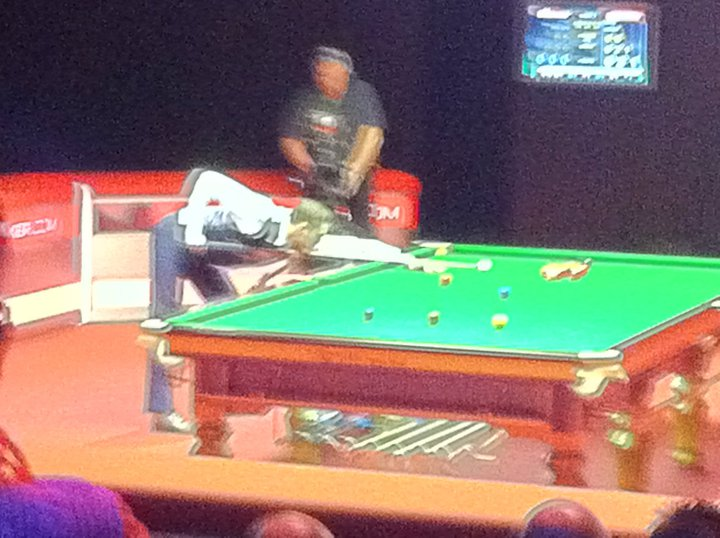 Mark selby at UK Championship 2010