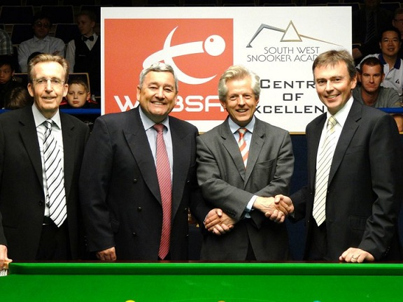WPBSA South West Snooker Academy Centre of Excellence