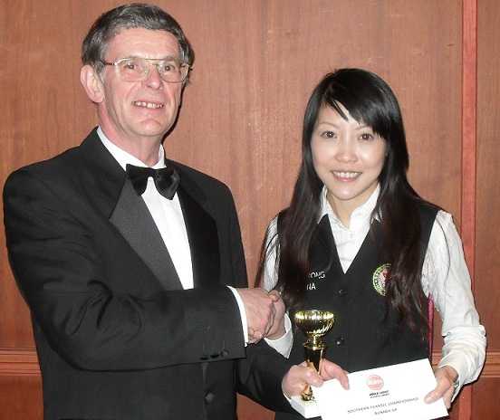 Jaique Ip Wan In WLBSA Snooker Southern Classic 2012