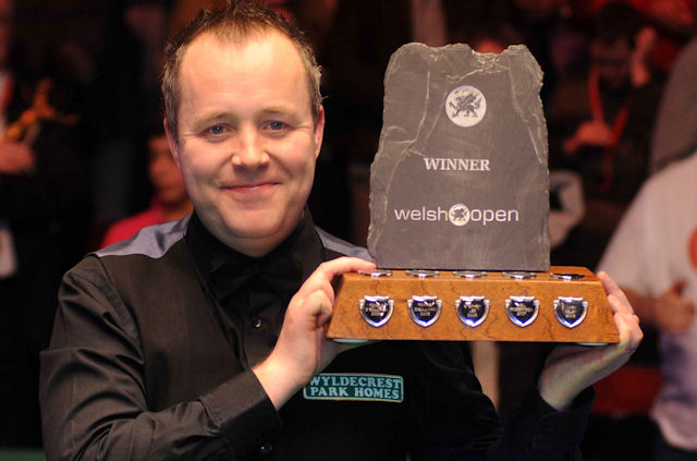 john higgins senior. Wizard of Wishaw John Higgins