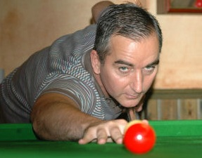 Ian Williamson Snooker Coach Leeds