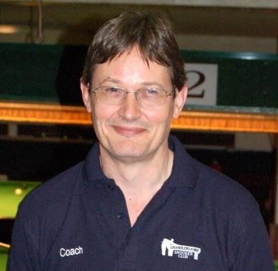 Tim Dunkley Snooker Coach