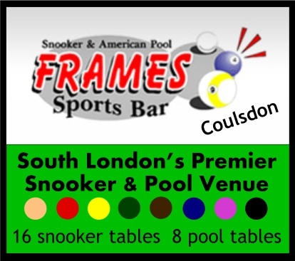 Frames Sports Bar - Coulsdon, South London