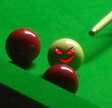 Snooker Psychology: The Kick Is The Enemy