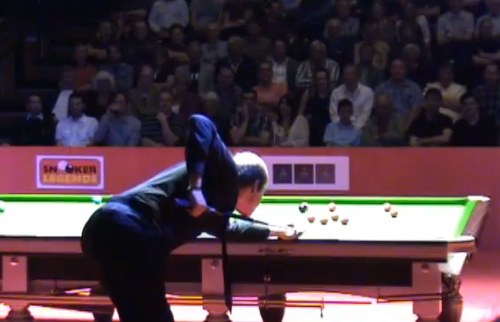 Steve Kent Snooker Legends